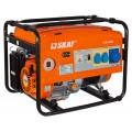 Генератор УГБ-6000 (бензин, 6 кВт, вес 80 кг)